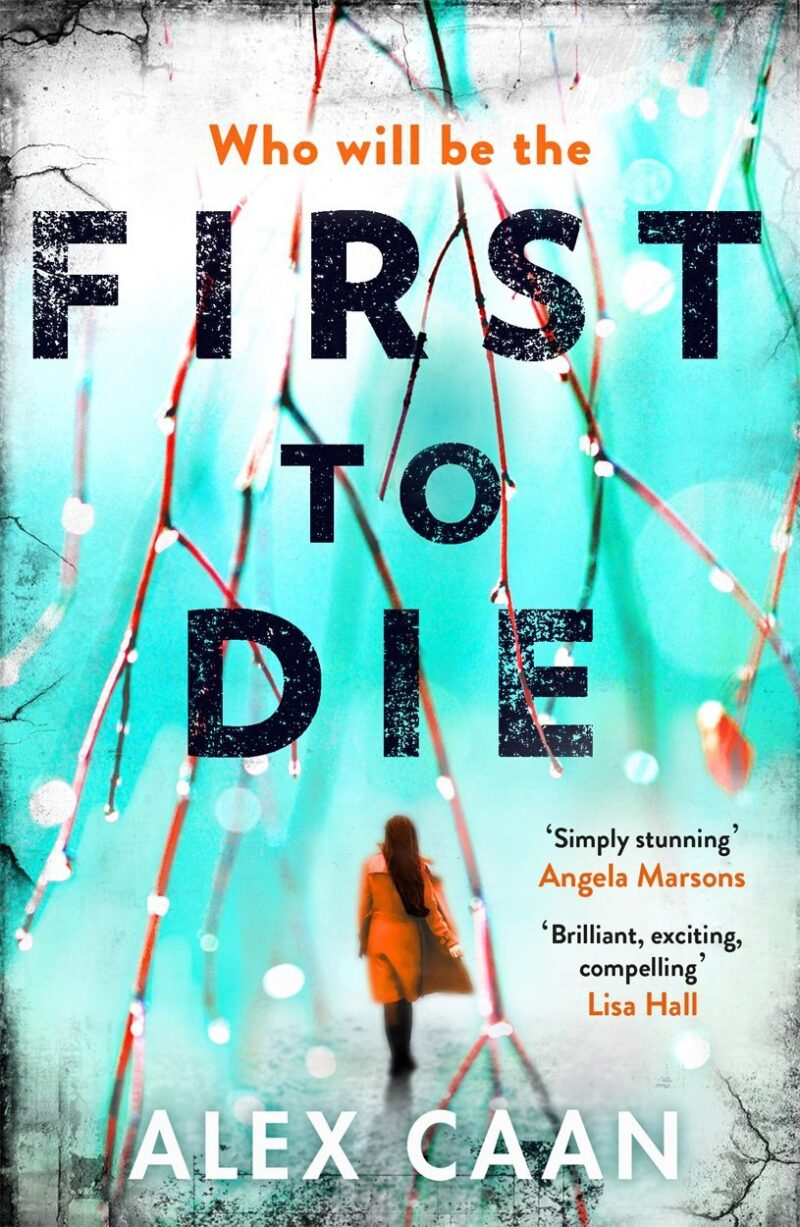 Book cover for 'First To Die'