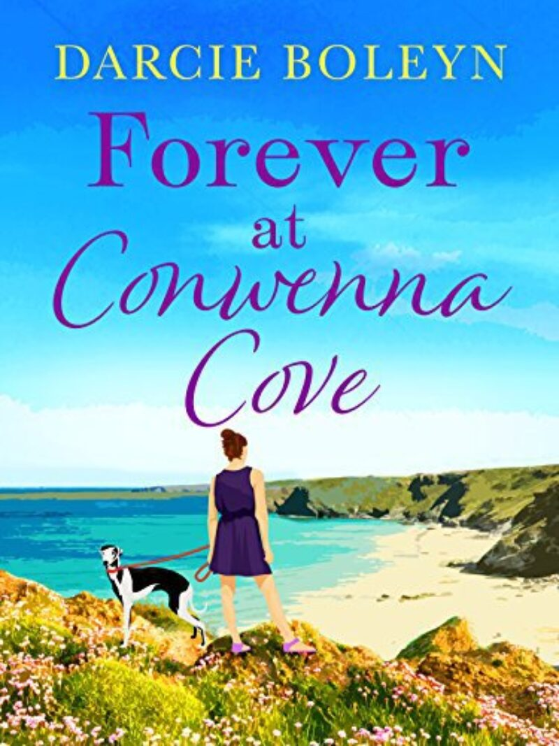 Book cover for 'Forever at Conwenna Cove'