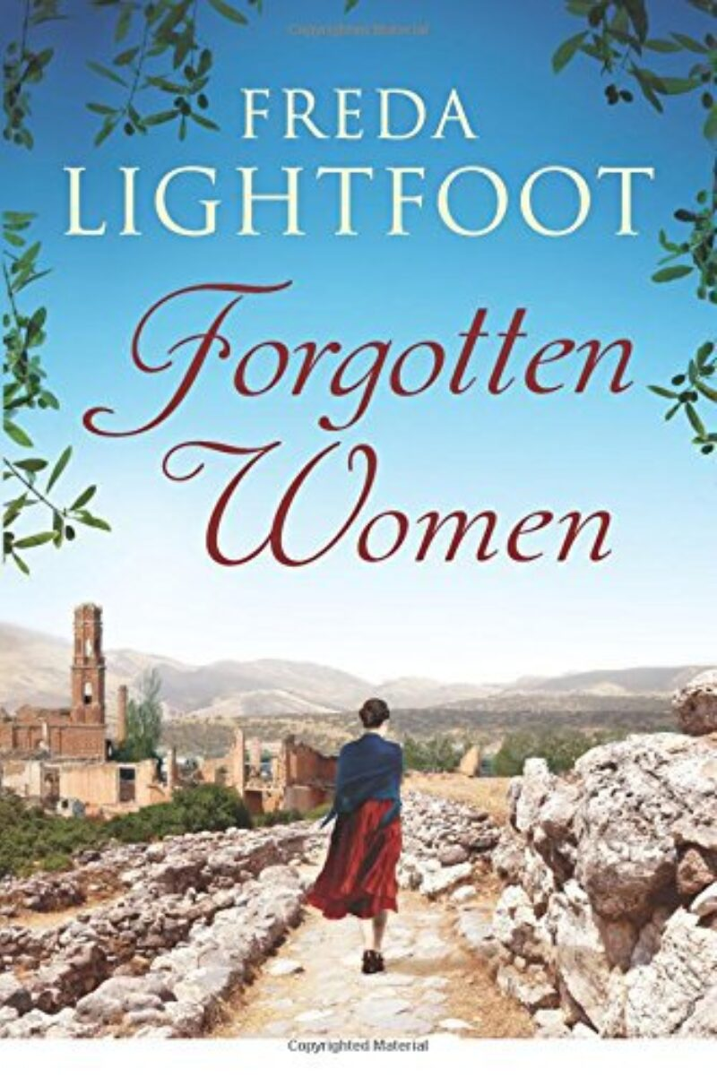 Book cover for 'Forgotten Women'