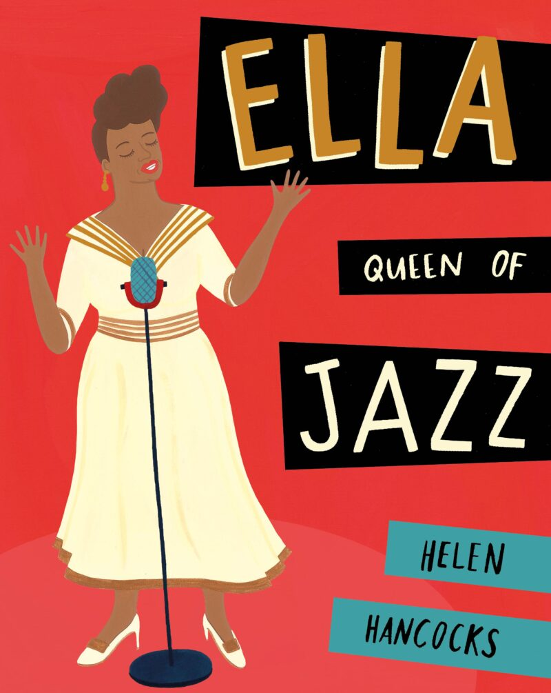 Book cover for 'Ella Queen Of Jazz'