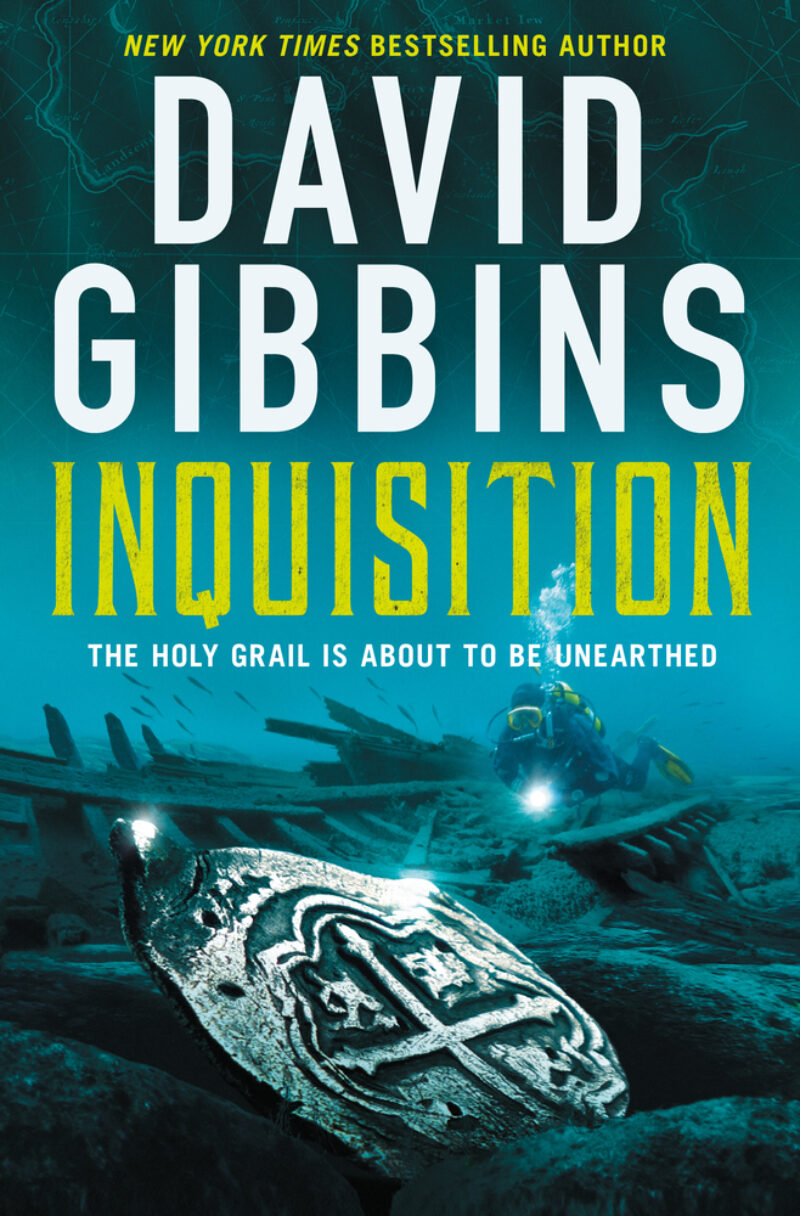 Book cover for 'Inquisition'