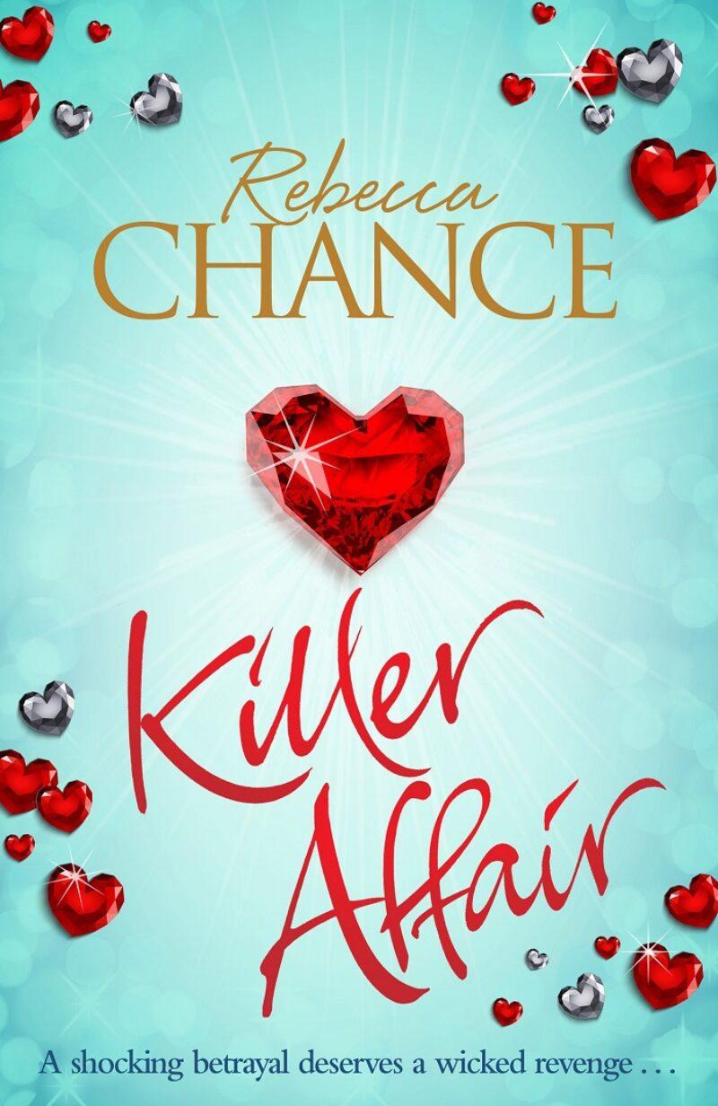 Book cover for 'Killer Affair'