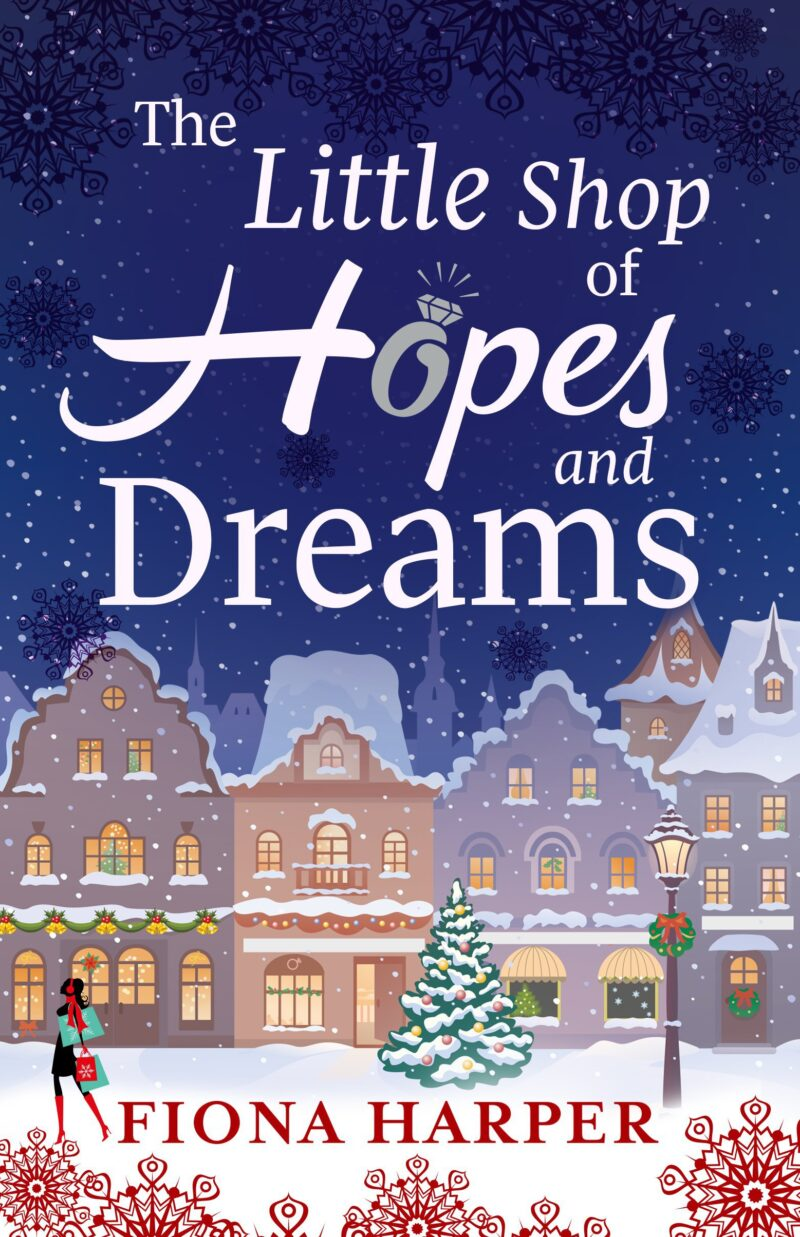 Book cover for 'The Little Shop of Hopes and Dreams'