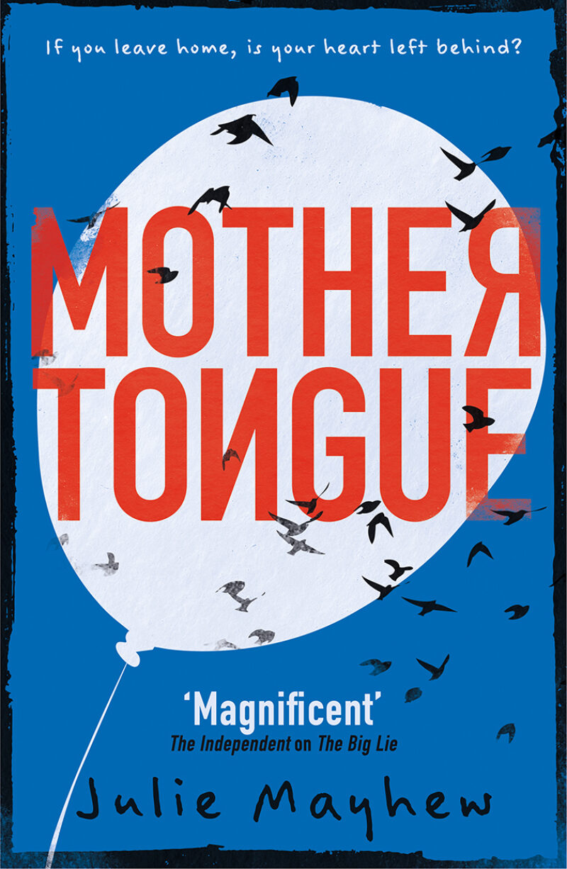 Book cover for 'Mother Tongue'