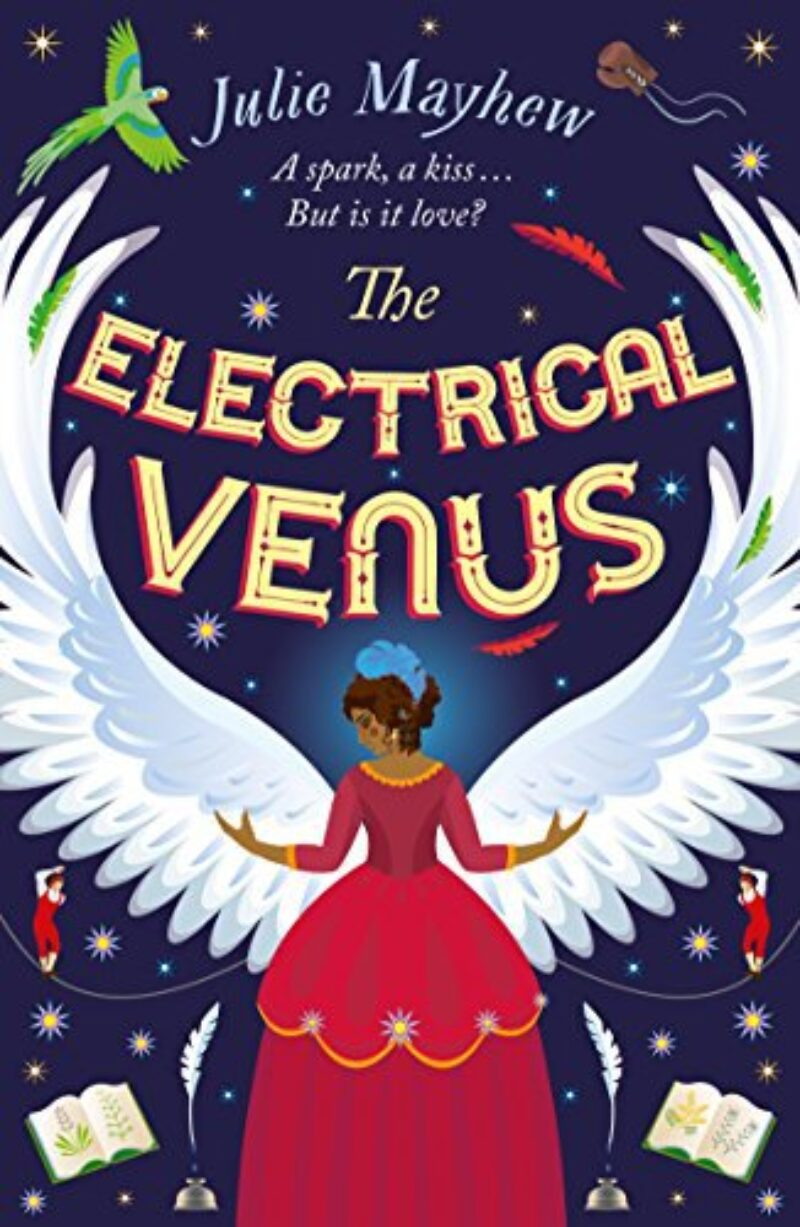 Book cover for 'The Electrical Venus'