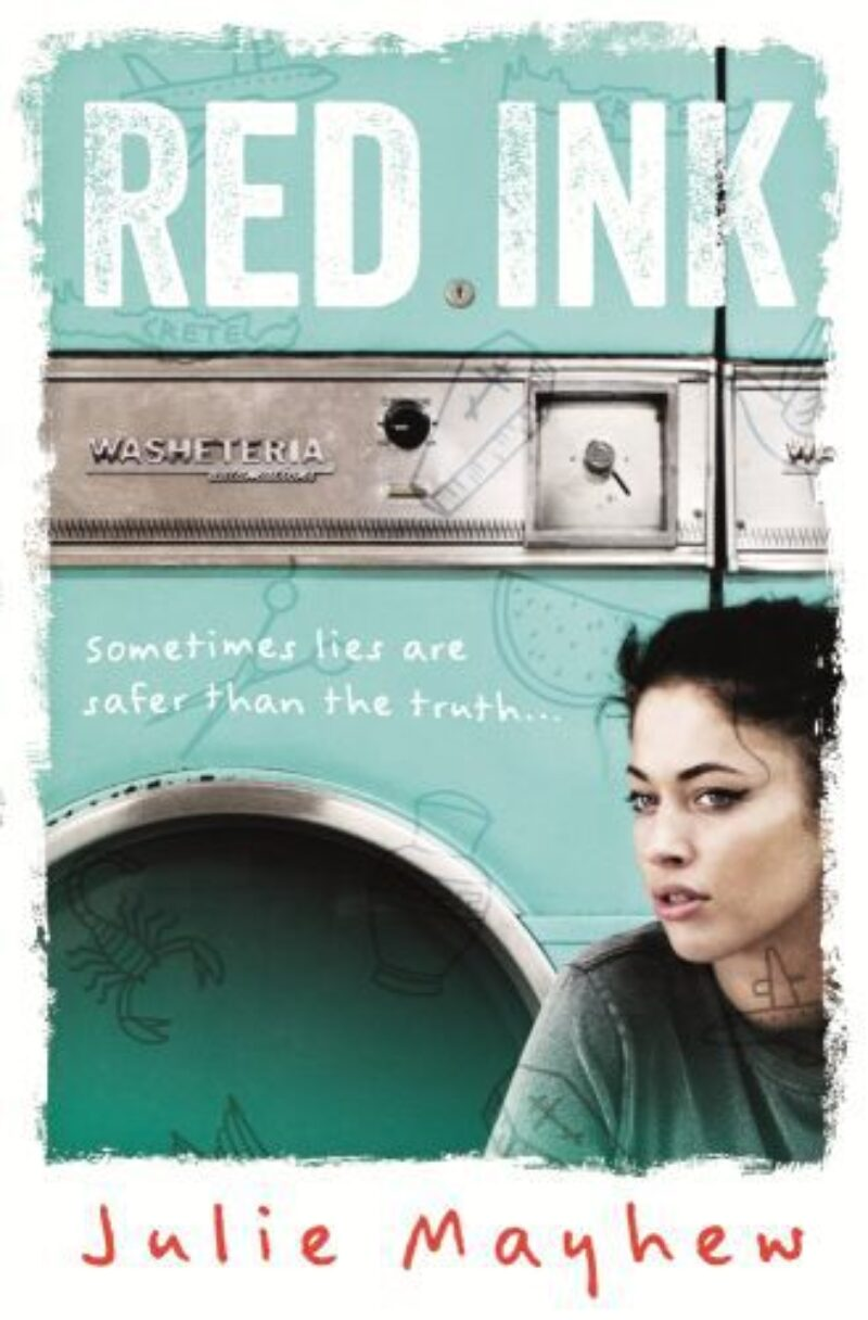 Book cover for 'Red Ink'