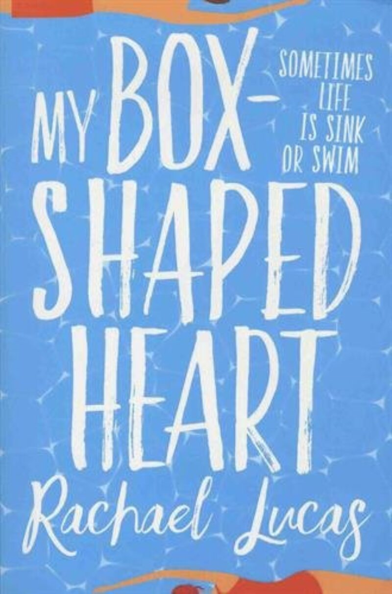 Book cover for 'My Box-Shaped Heart'