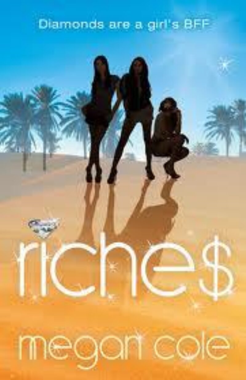 Book cover for 'Riches'