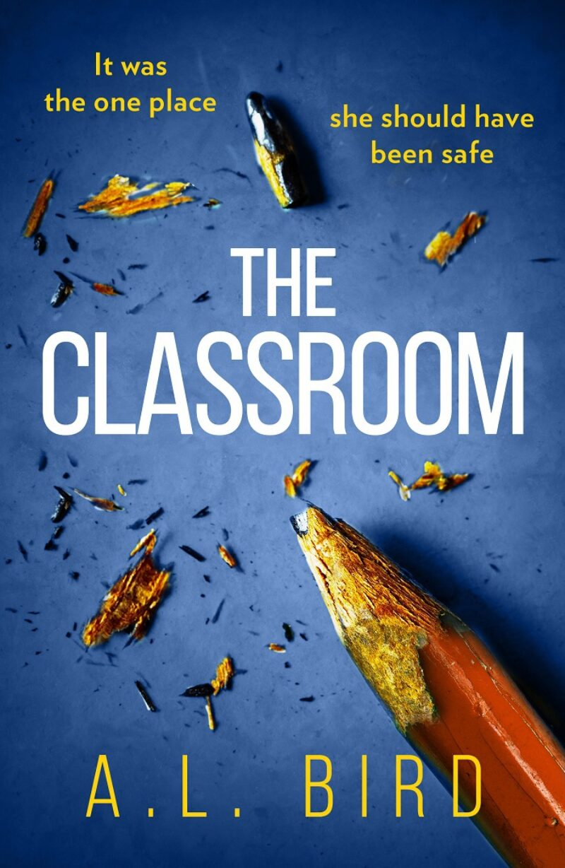 Book cover for 'The Classroom'