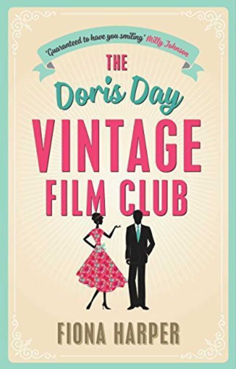 Book cover for 'The Doris Day Vintage Film Club'