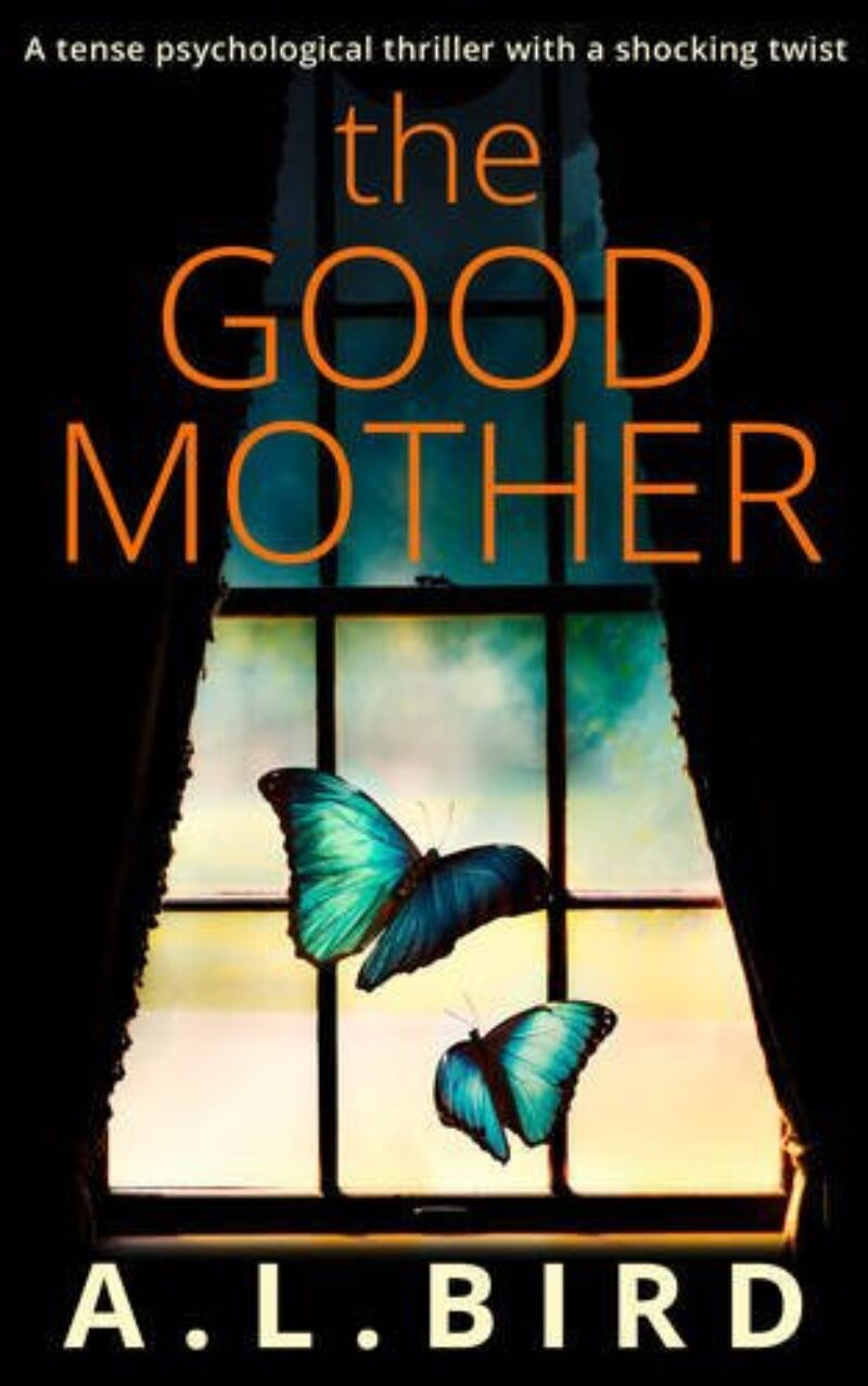 Book cover for 'The Good Mother'