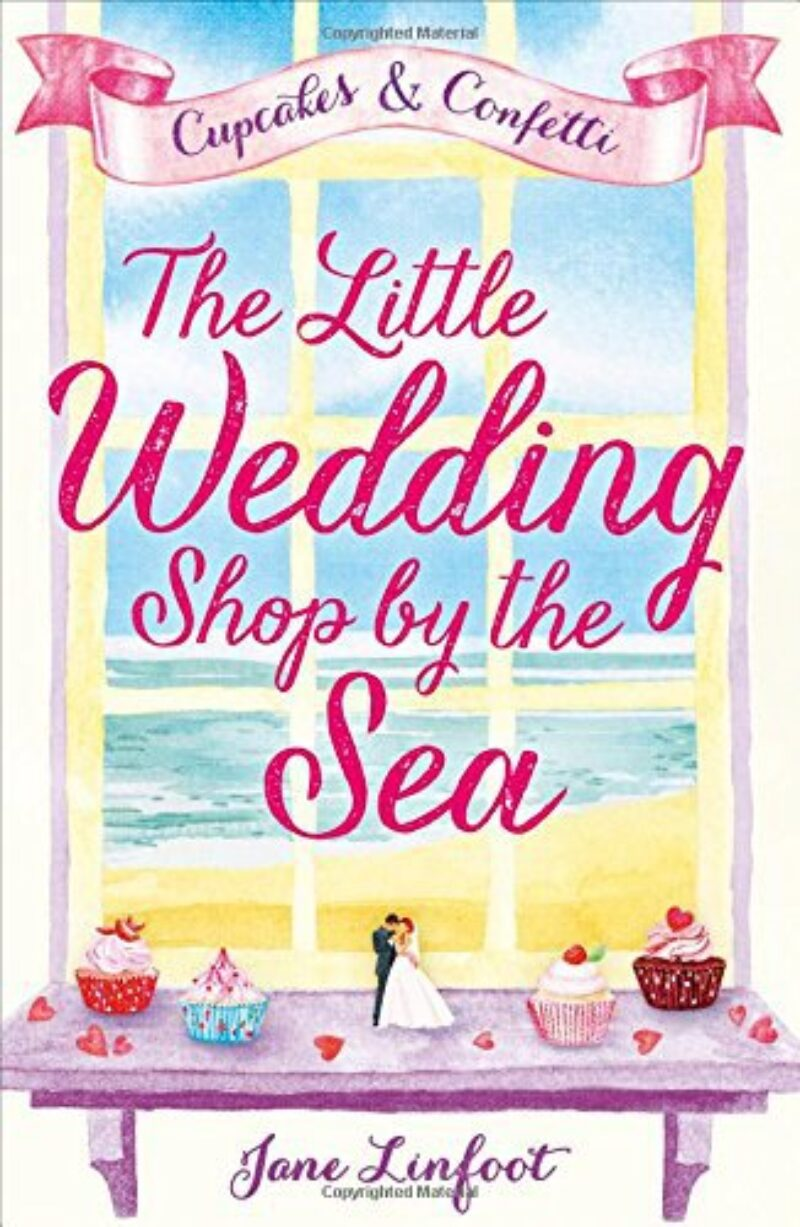 Book cover for 'The Little Wedding Shop by the Sea'