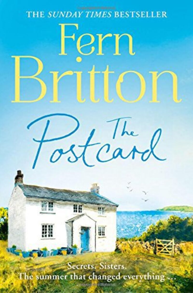 Book cover for 'The Postcard'