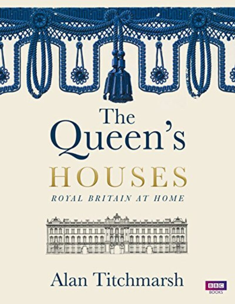 Book cover for 'The Queen's Houses'