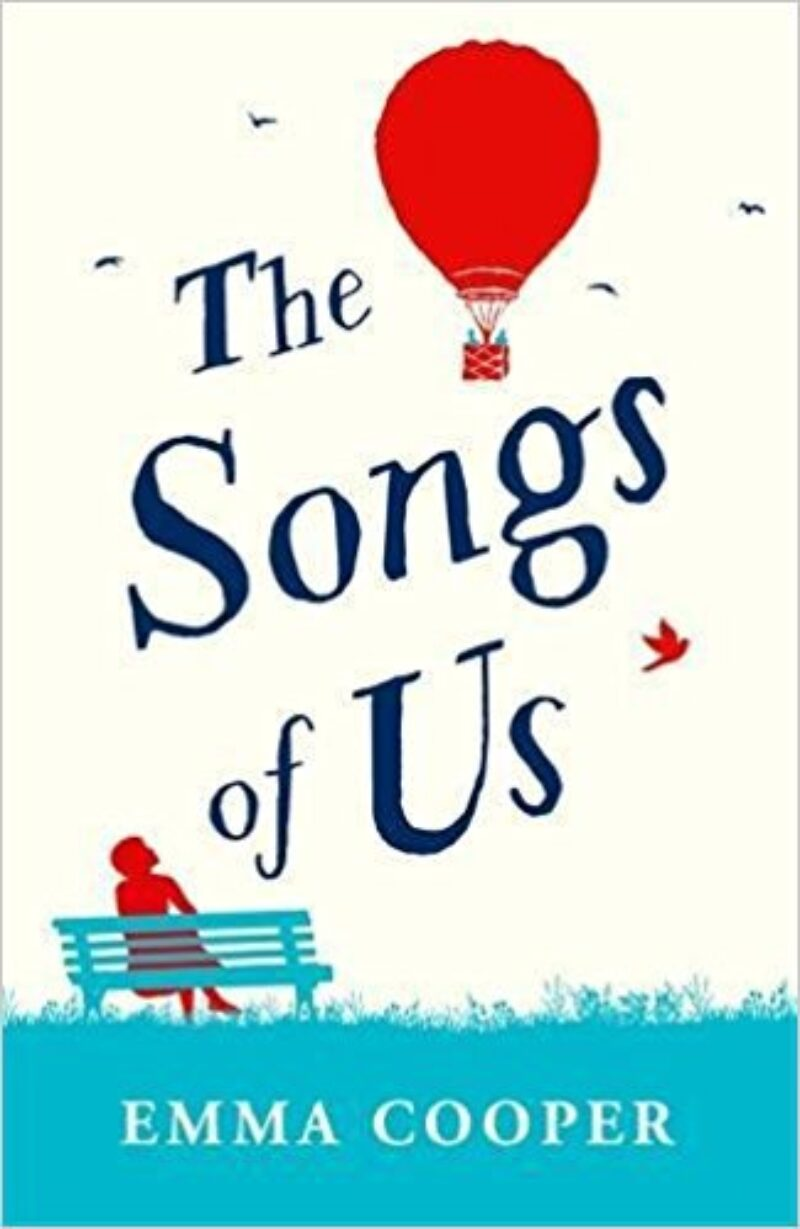 Book cover for 'The Songs of Us'