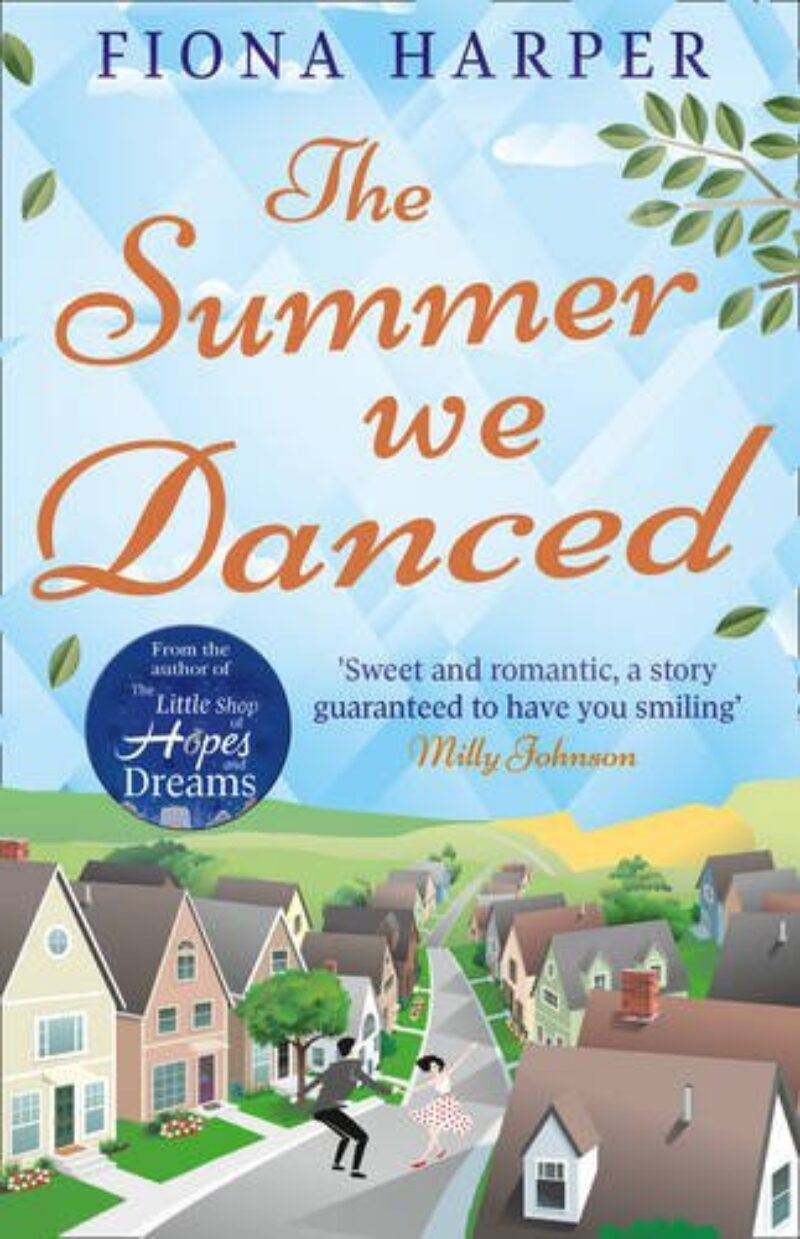 Book cover for 'The Summer We Danced'