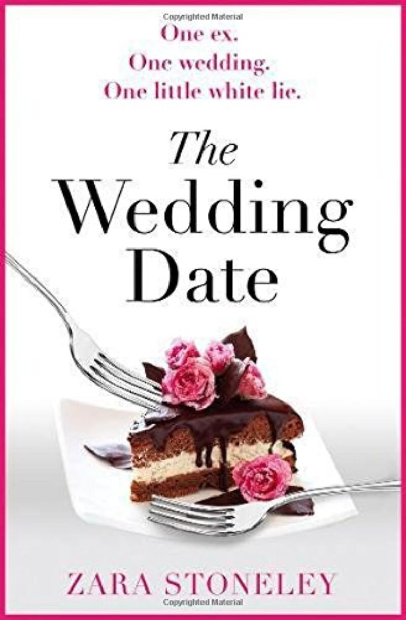 Book cover for 'The Wedding Date'