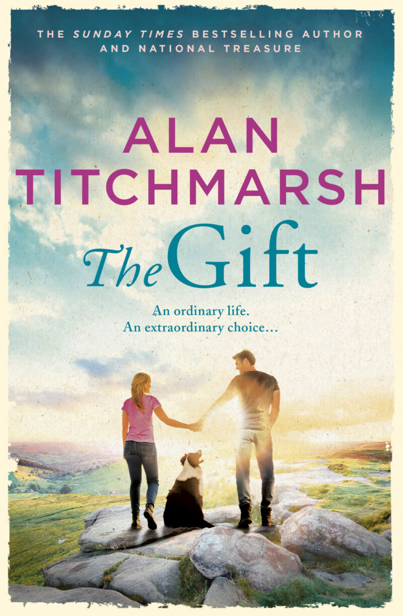 Book cover for 'The Gift'