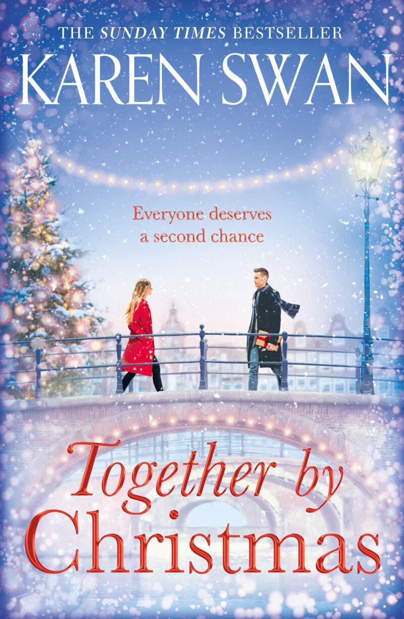 Book cover for 'Together by Christmas'
