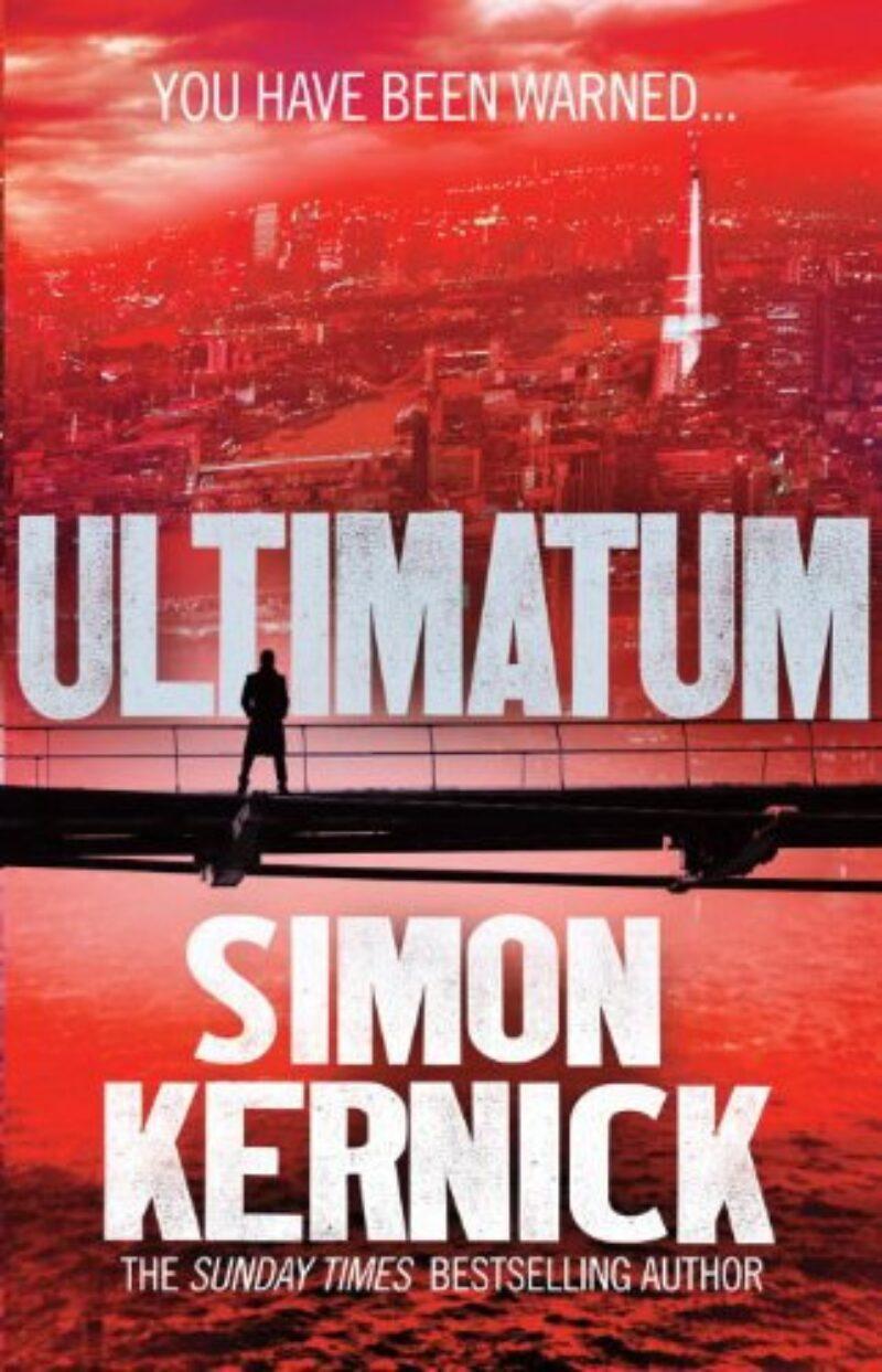 Book cover for 'Ultimatum'
