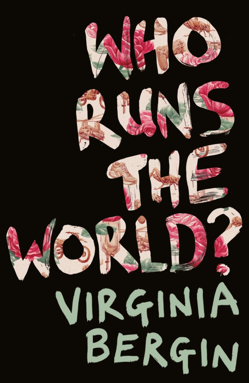 Book cover for 'Who Runs The World?'