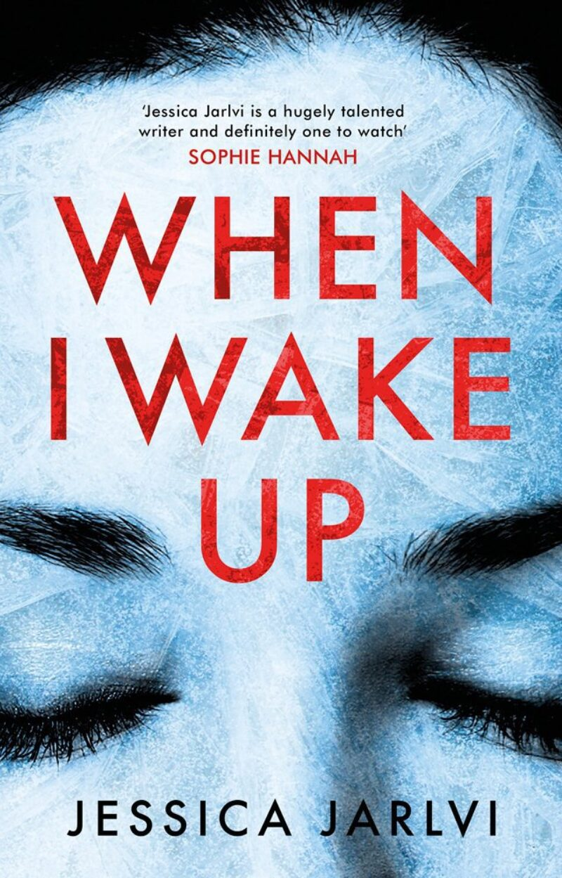 Book cover for 'When I Wake Up'