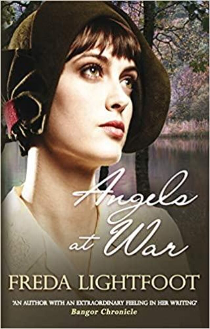 Book cover for 'Angels At War'