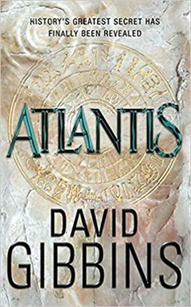 Book cover for 'Atlantis'