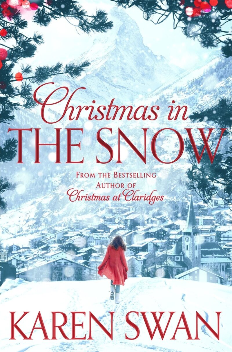 Book cover for 'Christmas In The Snow'