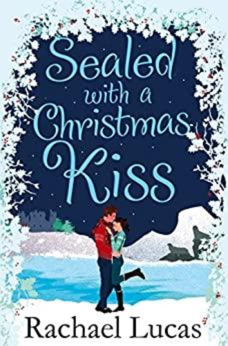 Book cover for 'Sealed With A Christmas Kiss'
