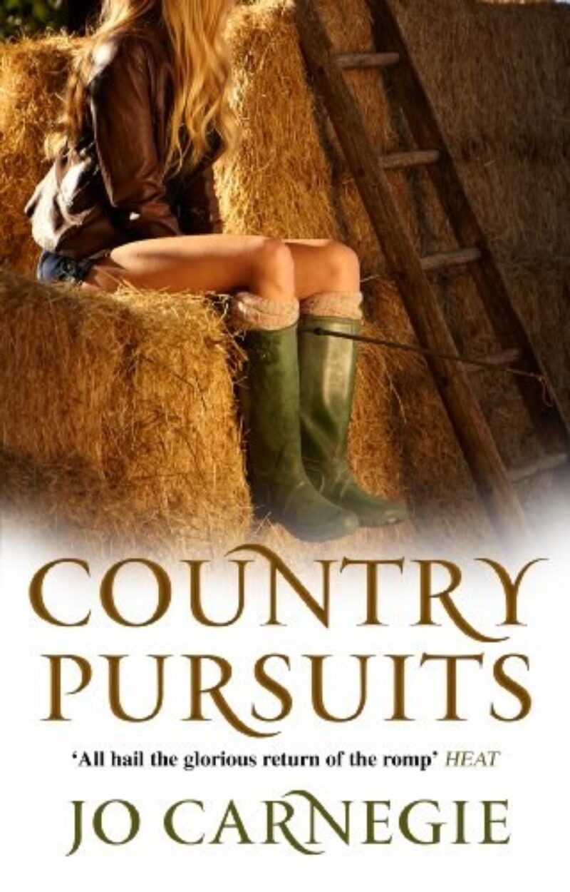 Book cover for 'Country Pursuits'