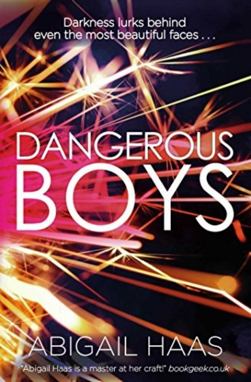 Book cover for 'Dangerous Boys'