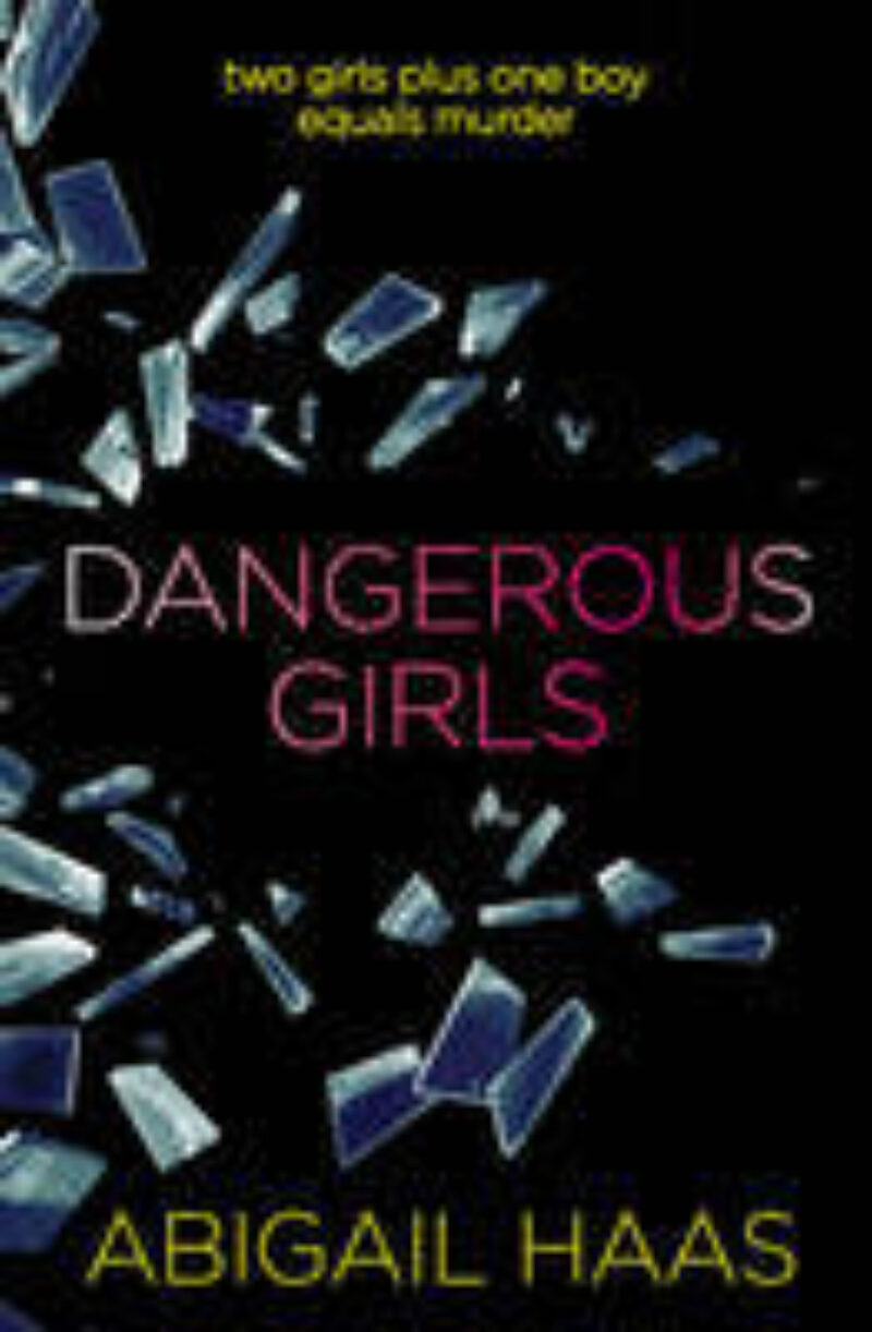 Book cover for 'Dangerous Girls'
