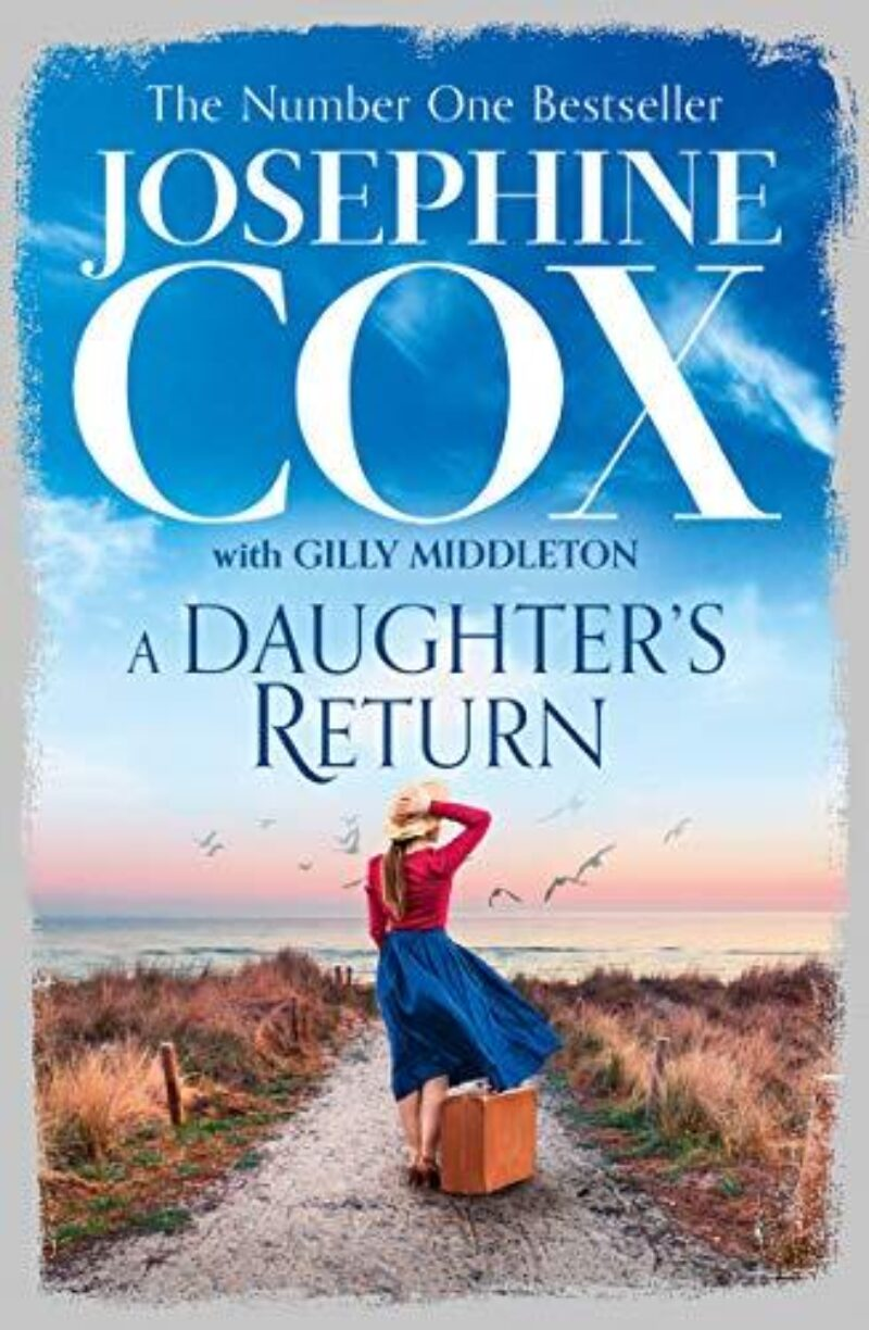 Book cover for 'A Daughter's Return'