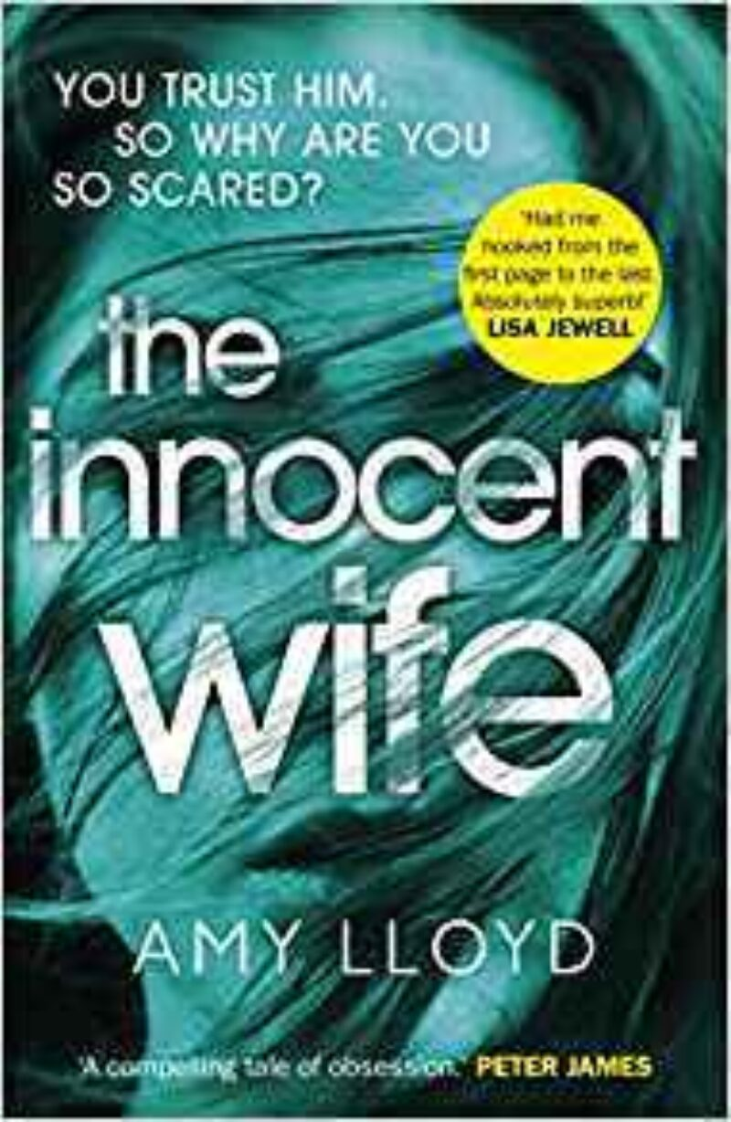 Book cover for 'The Innocent Wife'