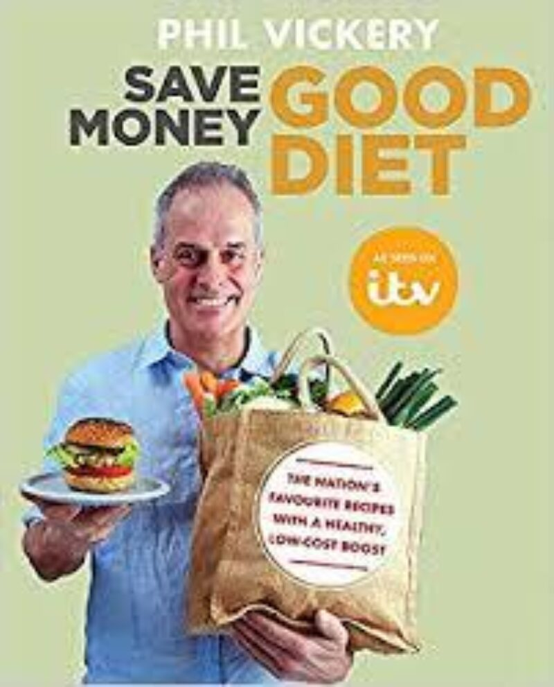 Book cover for 'Save Money: Good Diet'