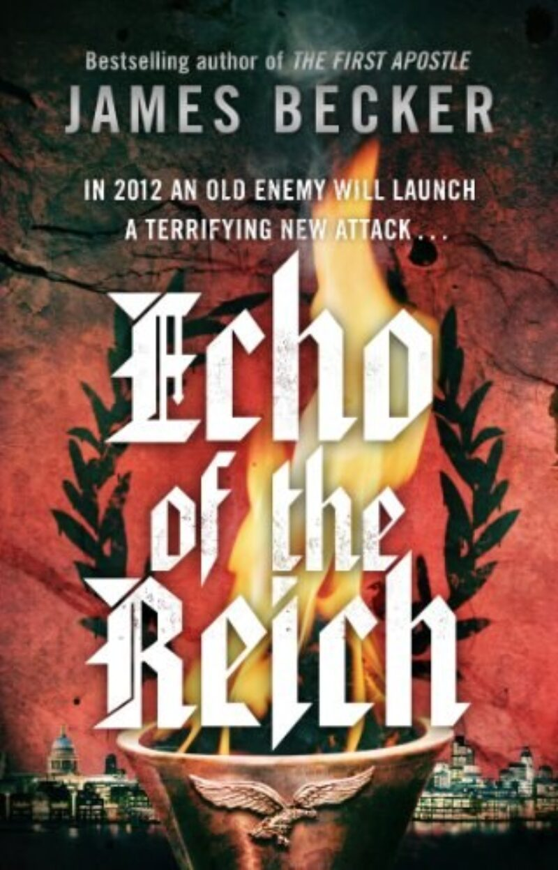 Book cover for 'Echo Of The Reich'