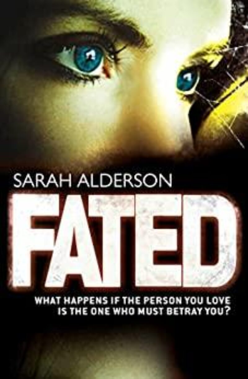 Book cover for 'Fated'