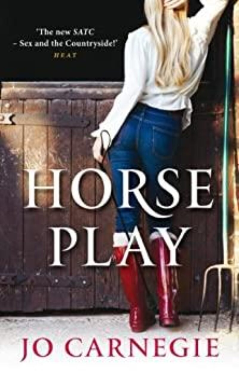 Book cover for 'Horse Play'