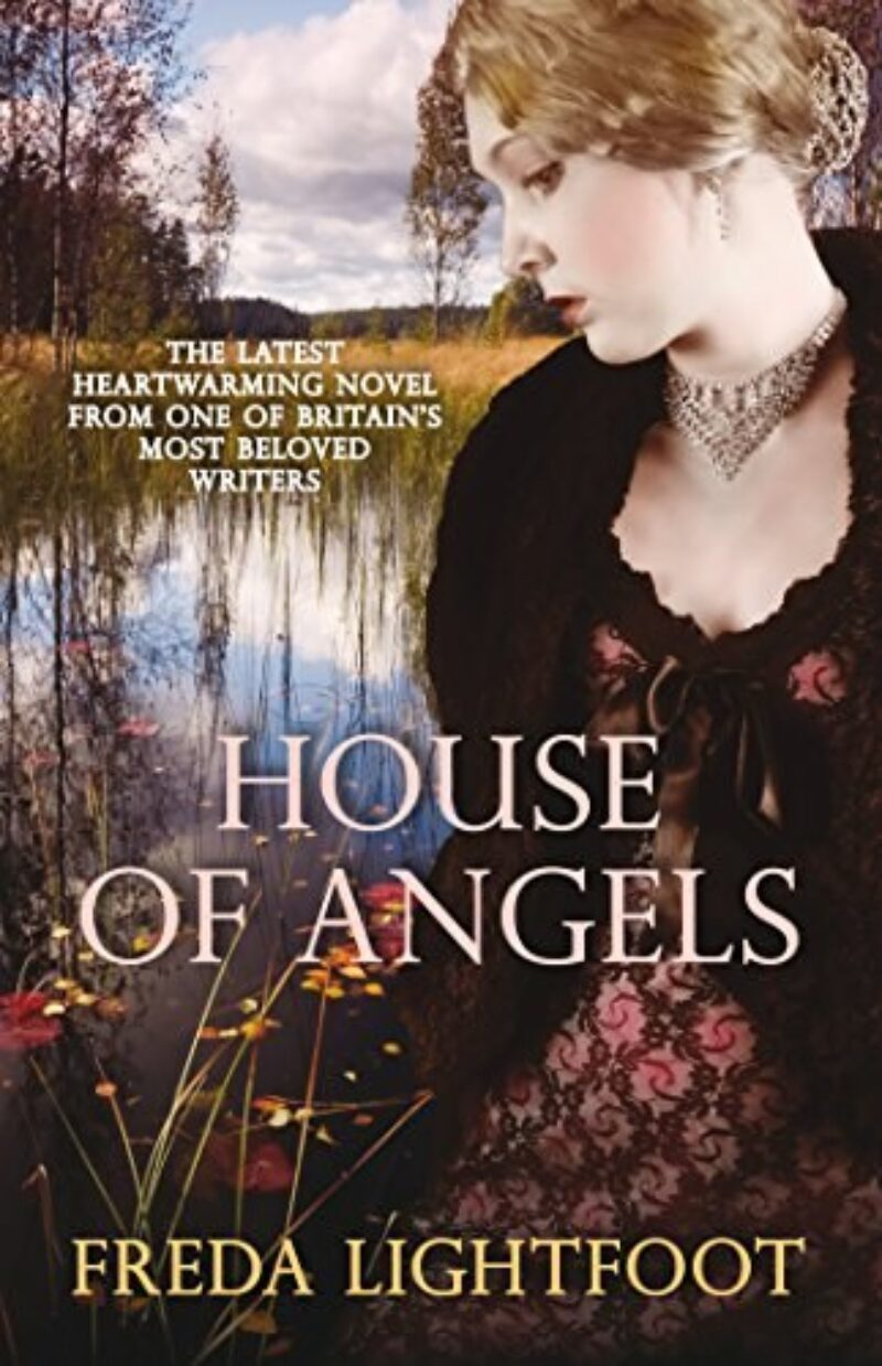Book cover for 'House Of Angels'