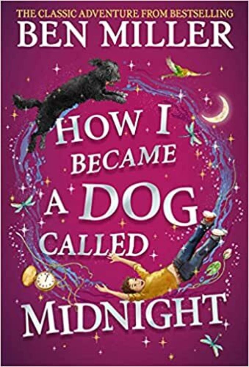 Book cover for 'How I Became a Dog Called Midnight'