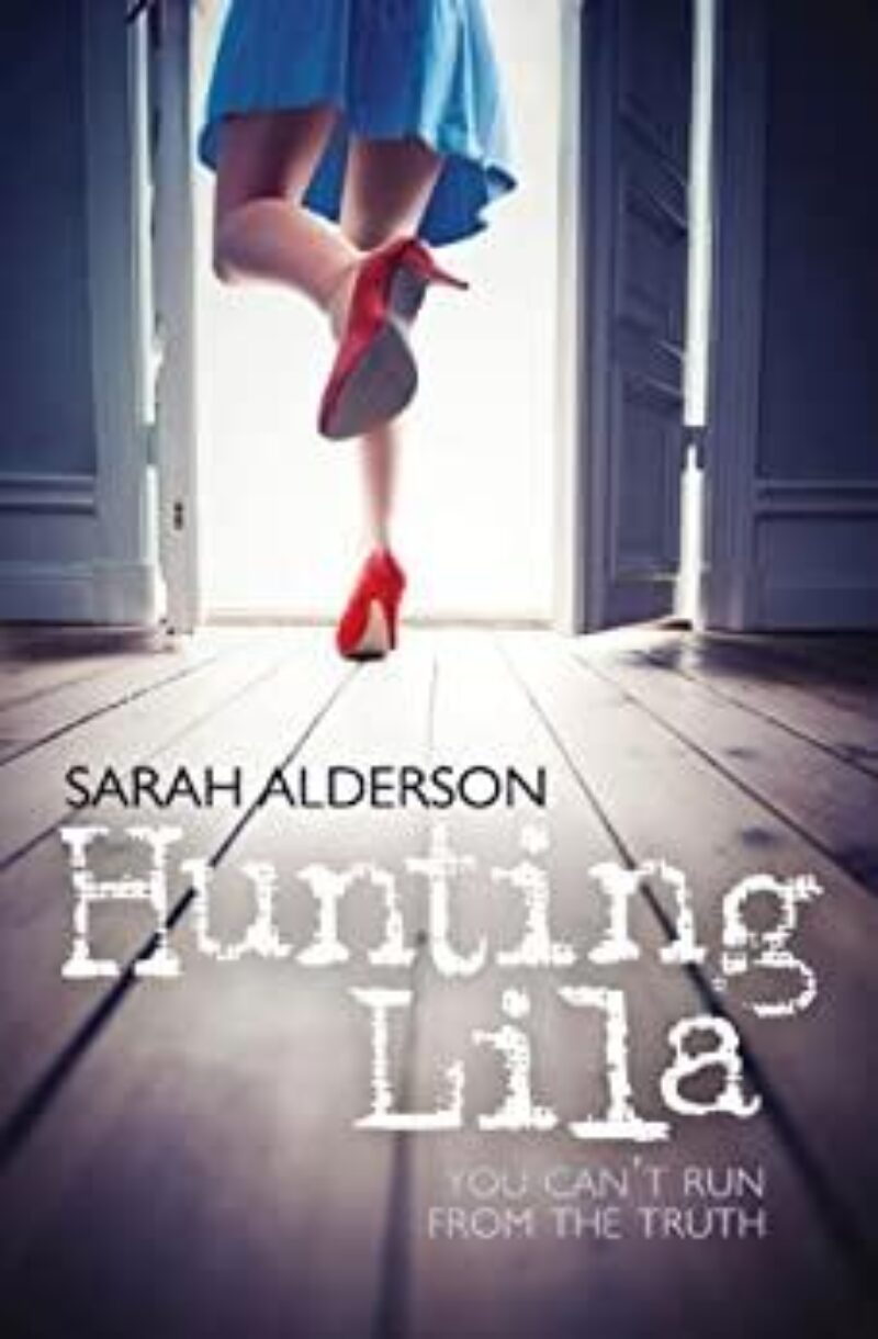 Book cover for 'Hunting Lila'