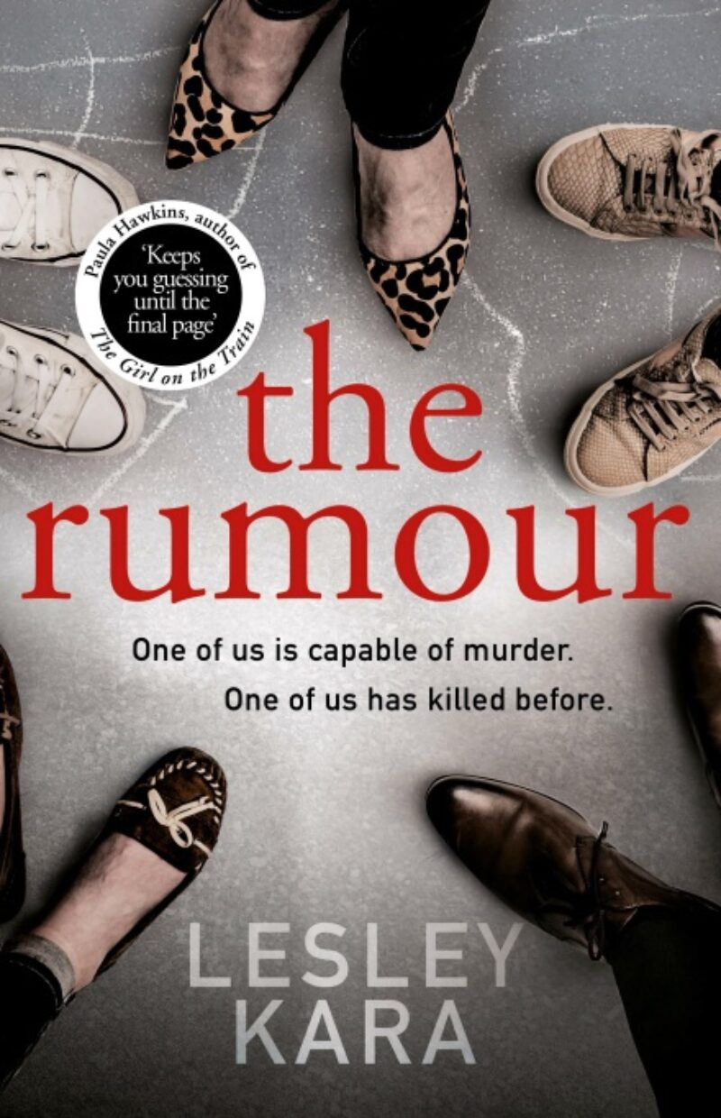 Book cover for 'The Rumour'