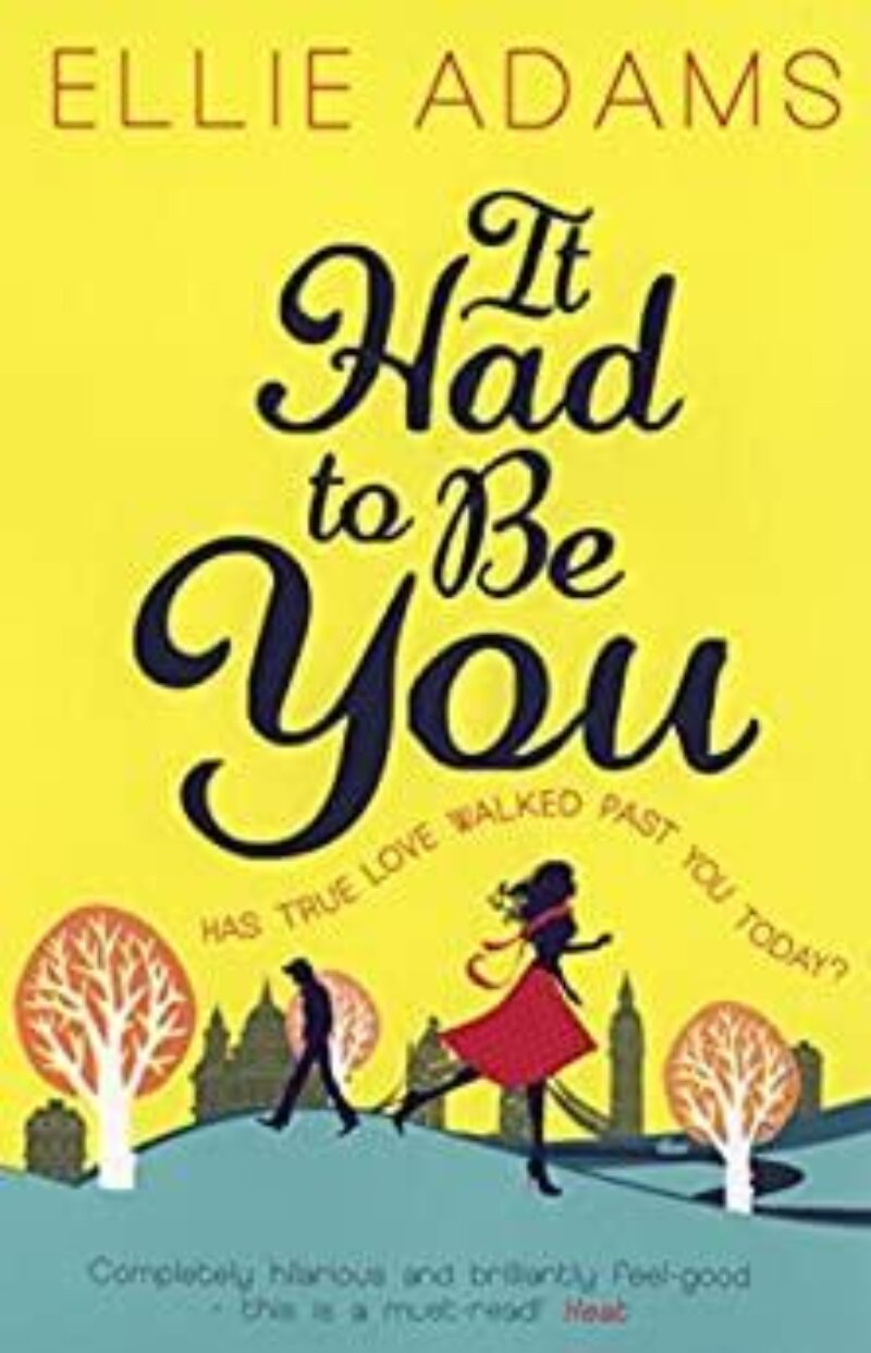 Book cover for 'It Had To Be You'