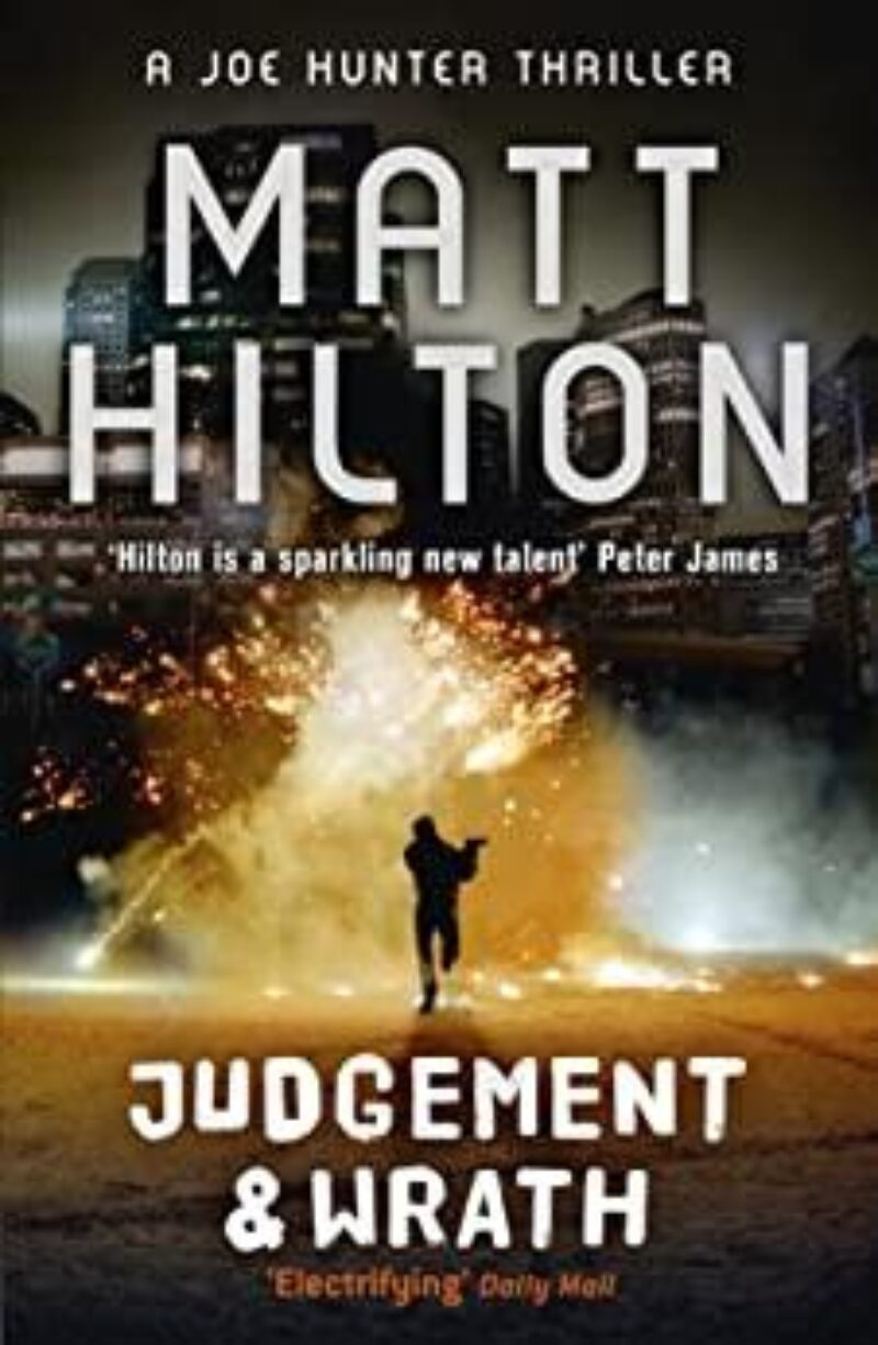 Book cover for 'Judgement And Wrath'