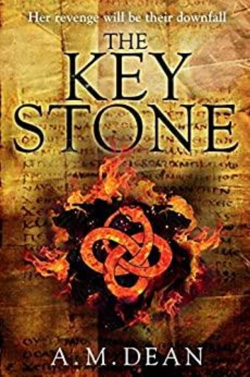 Book cover for 'The Keystone'
