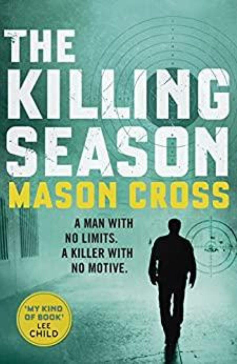 Book cover for 'The Killing Season'