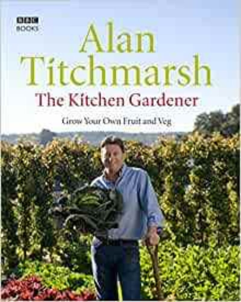 Book cover for 'The Kitchen Gardener'