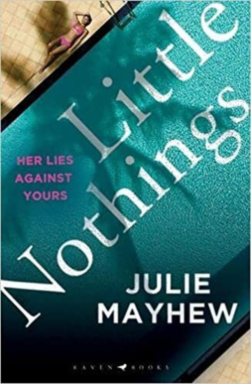 Book cover for 'Little Nothings'