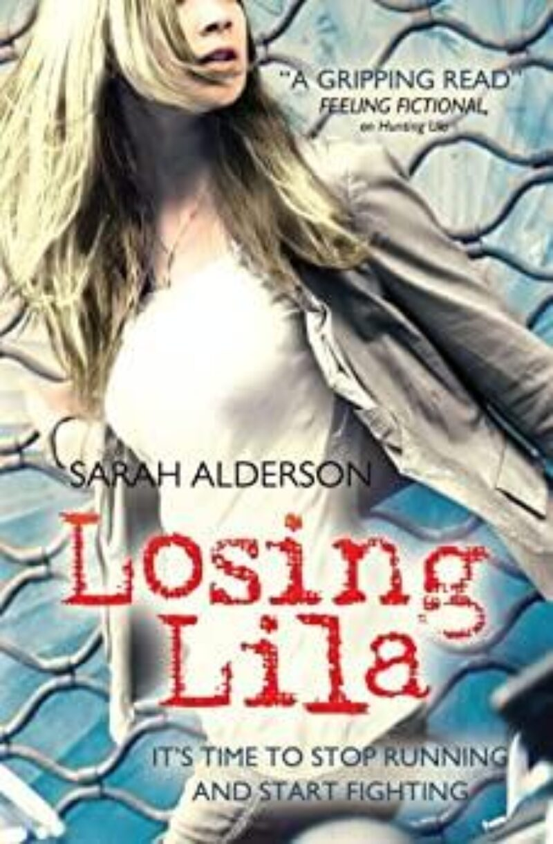 Book cover for 'Losing Lila'